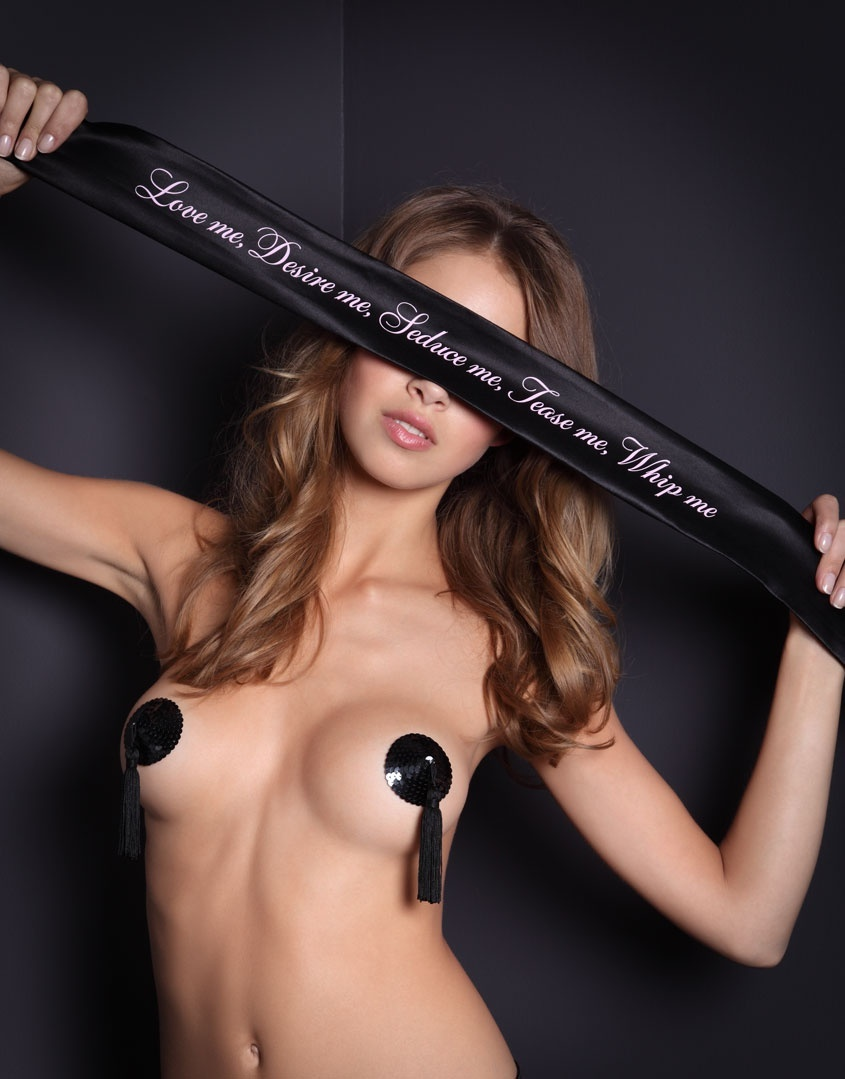 Маска Marquee от Agent Provocateur